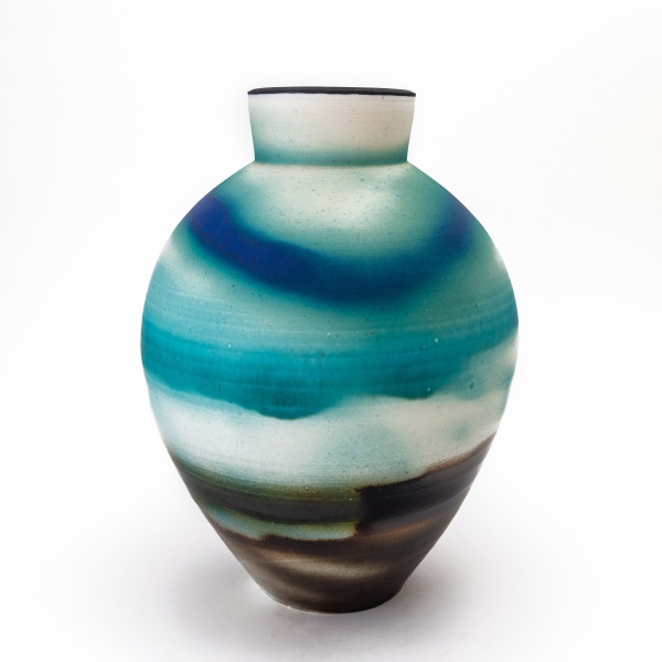 Hugh West, Large Saturn Vase