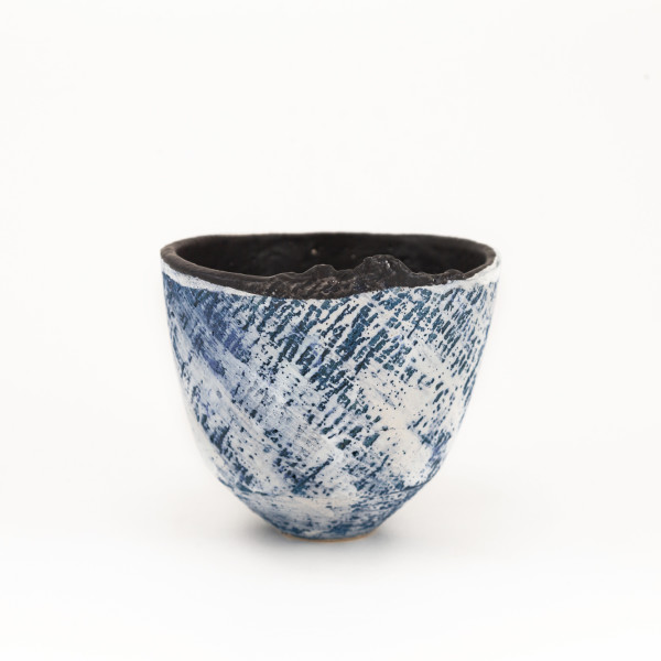 Paula Downing, Blue Vessel