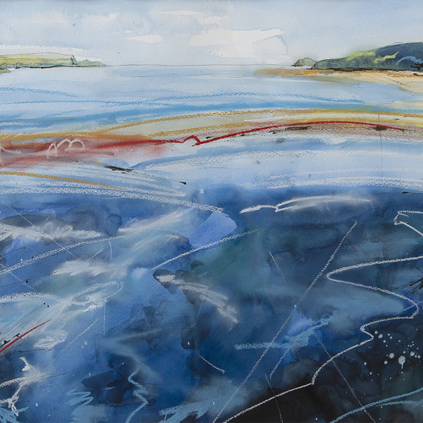 Rob Walker, Deep Blue Pools, Daymer Bay