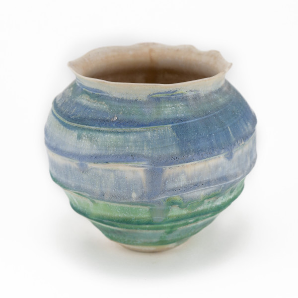 Hugh West, Swirl Open Vase
