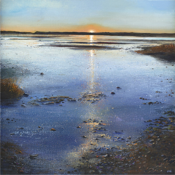 Suki Wapshott, Porthilly - New Ltd Ed Print