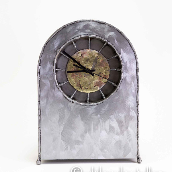 Kerry Whittle, Mantelpiece Clock 27cm
