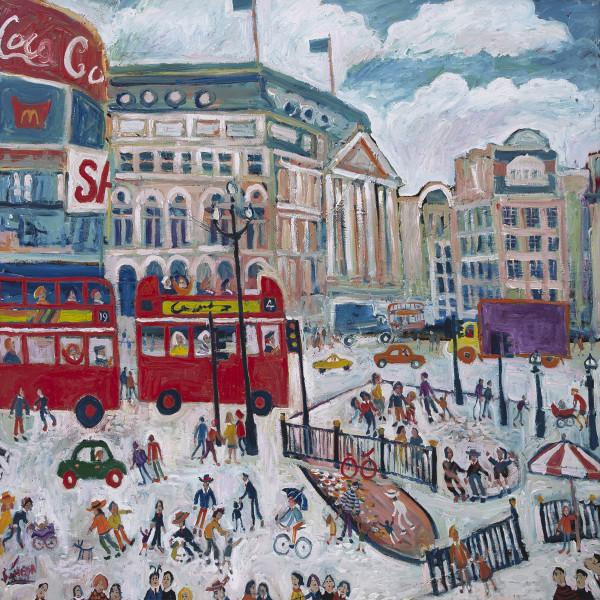 Simeon Stafford, Piccadilly