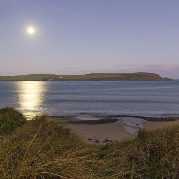 Nick Wapshott, Daymer Moonset