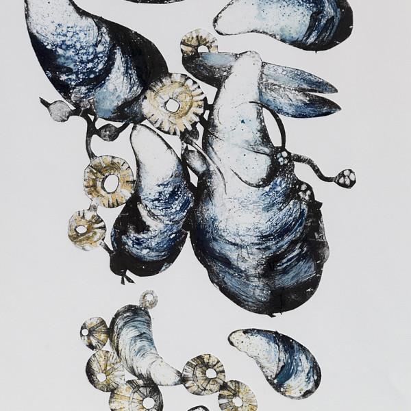 Caroline Cleave, Blue Mussels