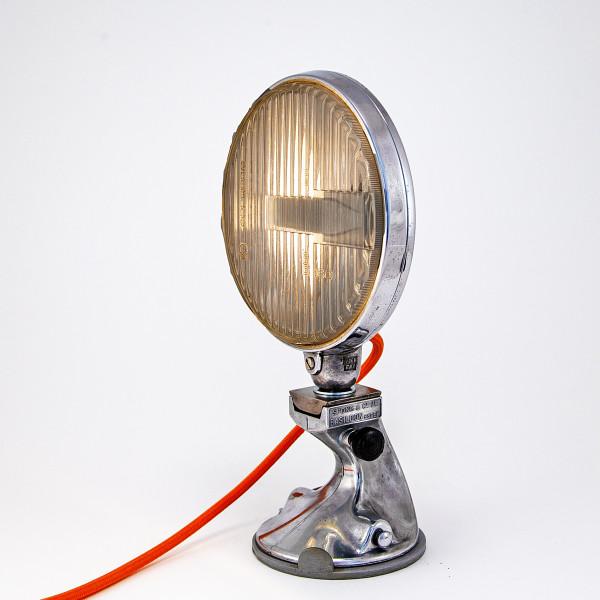 Alpha Romeo Spider Spot Lamp on Spong mincer base