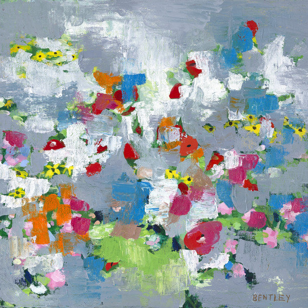 Lizzie Bentley, Abstract Flowers