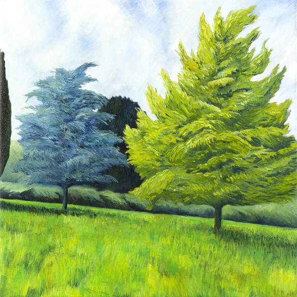 Peter Ursem - Tree at St Andrews