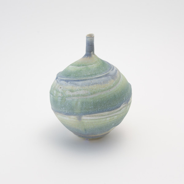 Hugh West, Swirl Bottle Vase