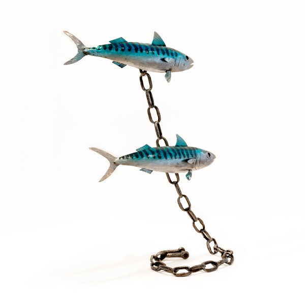 Kerry Whittle - Two Mackerel on a Chain