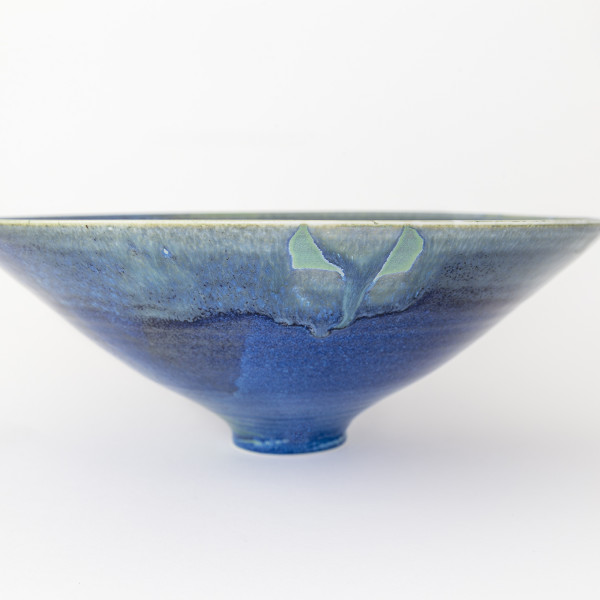 Hugh West, Blue Open Bowl