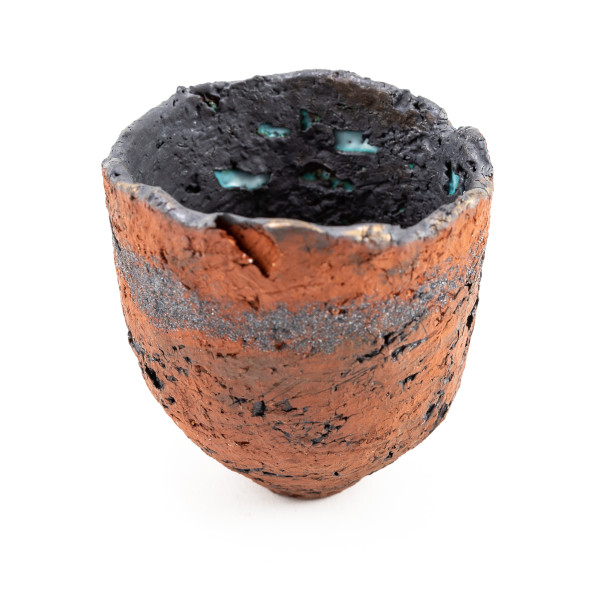 Paula Downing, Volcanic Vessel