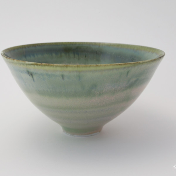 Hugh West, Glazed Seagreen Bowl
