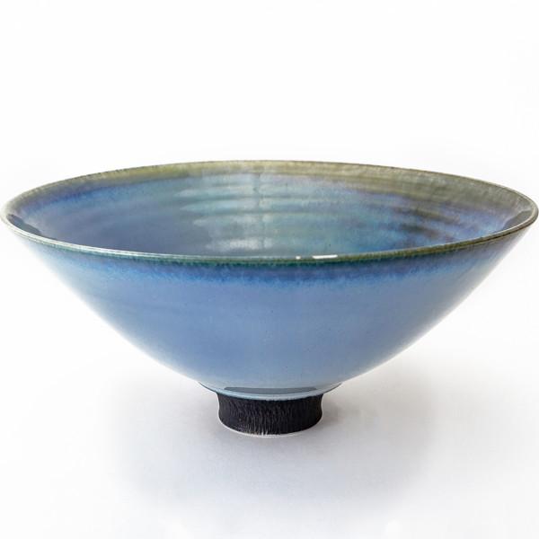 Hugh West, Blue Glaze Bowl
