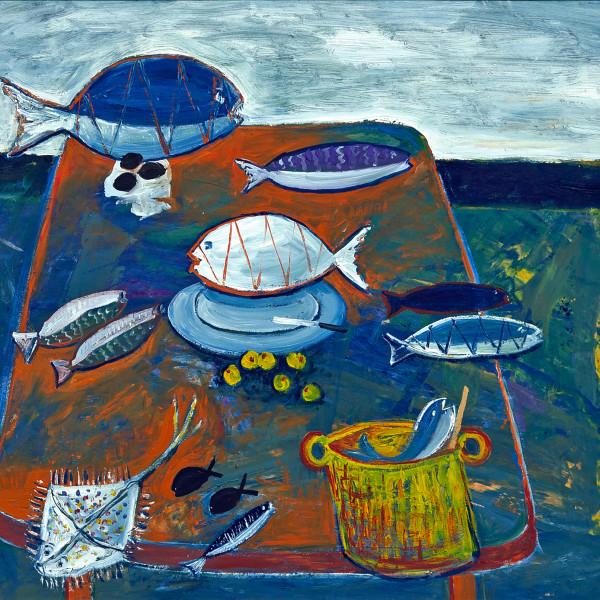 Simeon Stafford, Still Life, Polzeath