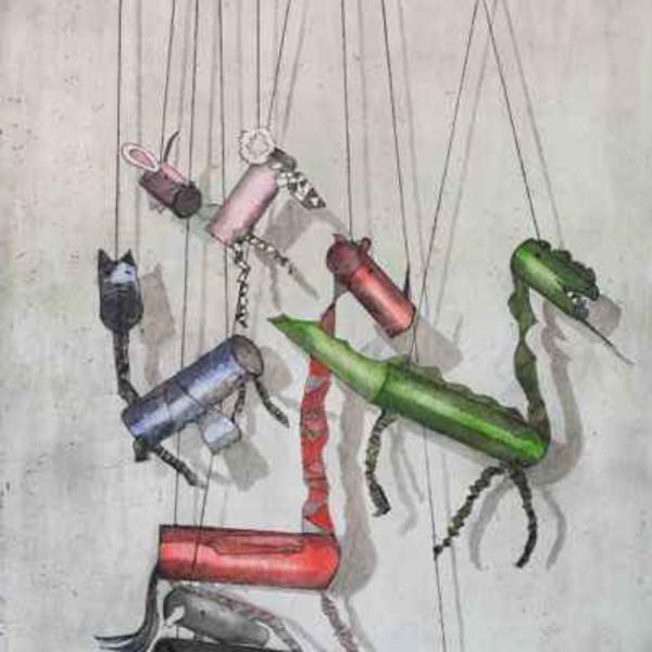 Sarah Seddon, Puppet on a String