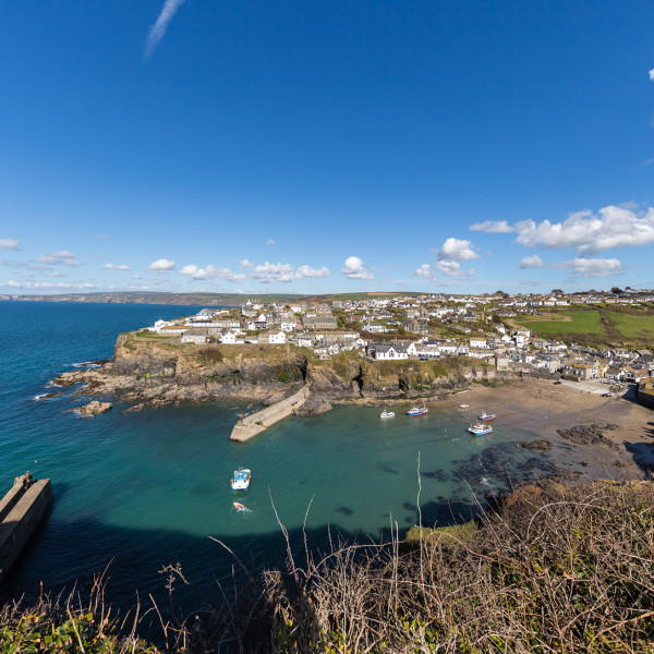 Nick Wapshott, Port Isaac to Tintagel