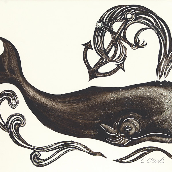 Caroline Cleave, Whale