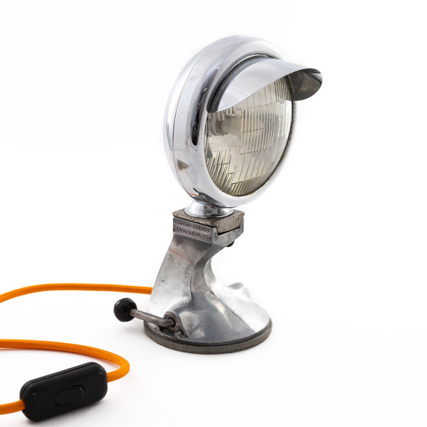Sam Isaacs, Norton Motorcycle Lamp