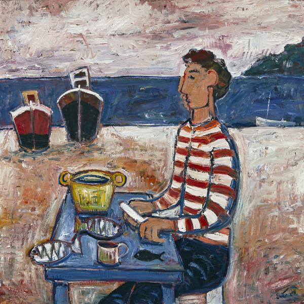 Simeon Stafford, Fisherman