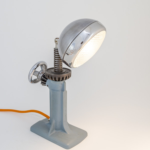 Sam Isaacs, Mini Cooper Spot Lamp