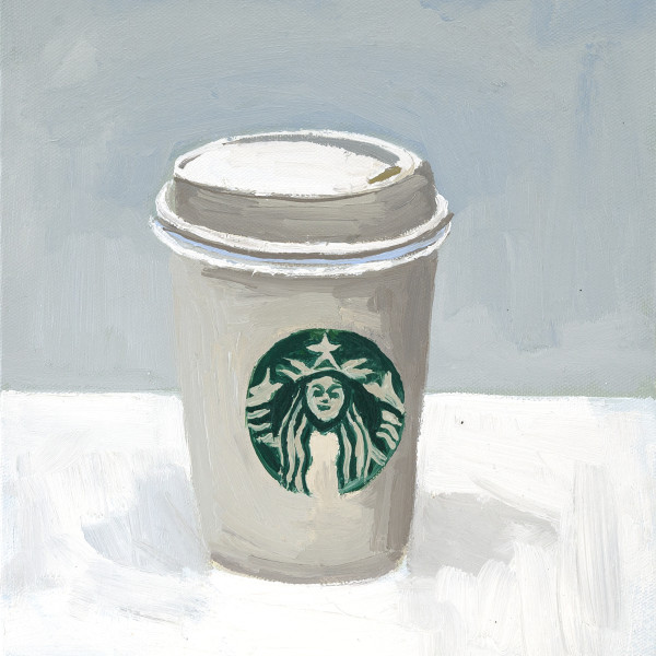 Lizzie Bentley, Starbucks Cup
