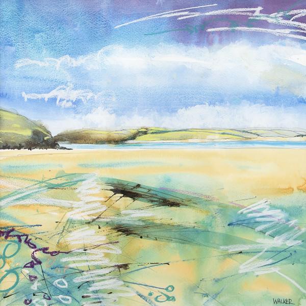 Rob Walker, Receding Tide, Daymer Bay
