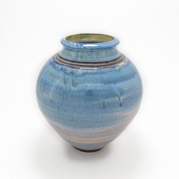 Hugh West, Moon Jar Vase