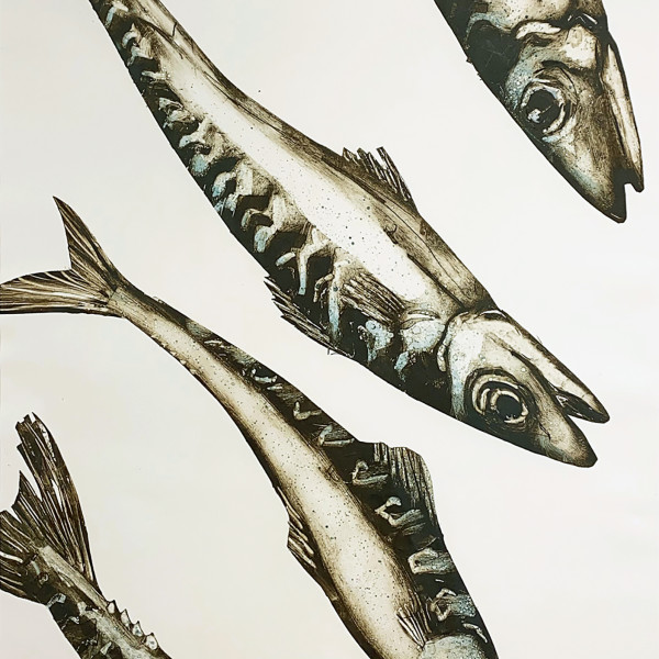 Caroline Cleave, Large Mackerel
