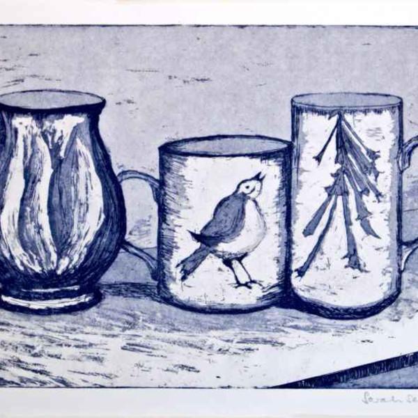 Sarah Seddon, Mugs