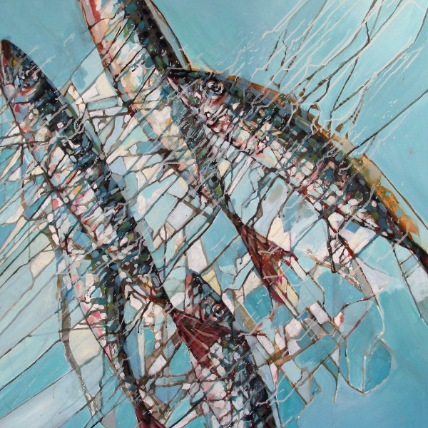 Caroline Cleave, Abstract Fish