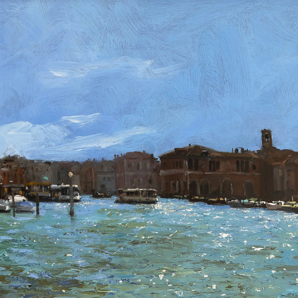 Ian Hargreaves, Sparkle on the Grand Canal