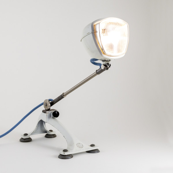 Sam Isaacs, Honda Moped Lamp