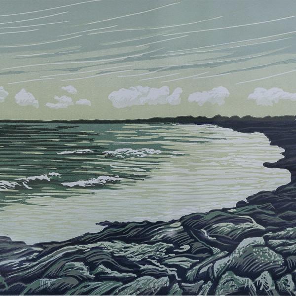 Peter Ursem, Brittany Seascape