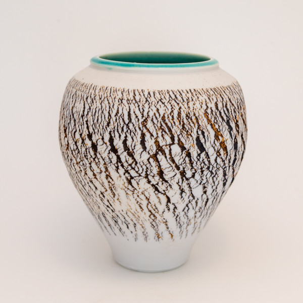 Hugh West, Crackle Vase