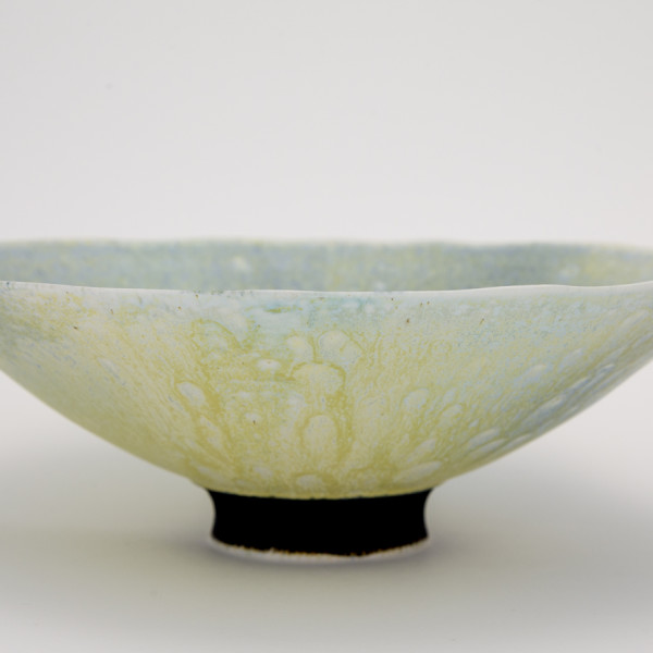 Hugh West, Open Yellow Glazed Bowl