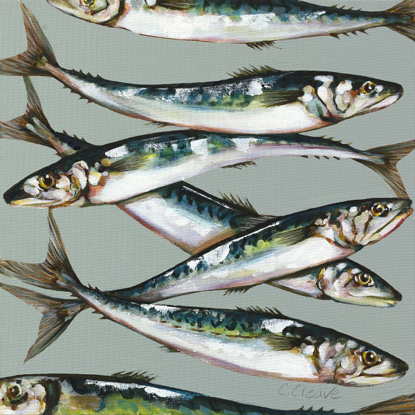 Caroline Cleave, Fish Supper
