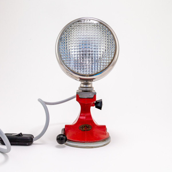 Sam Isaacs, Mini Cooper Lamp