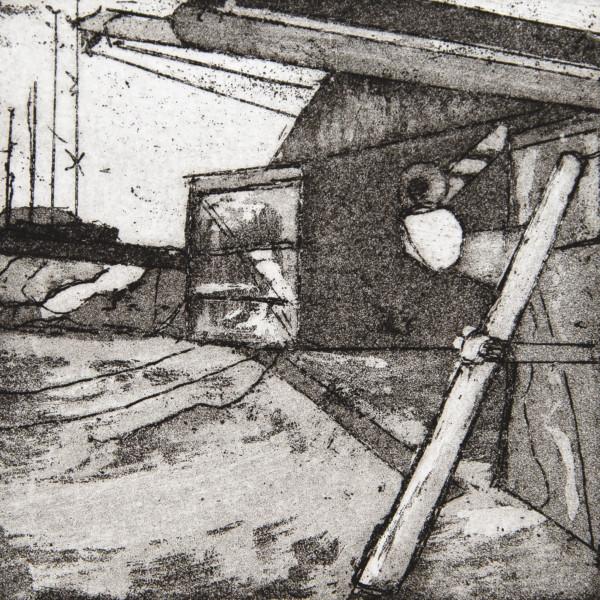 Sarah Seddon, The Boat Shed