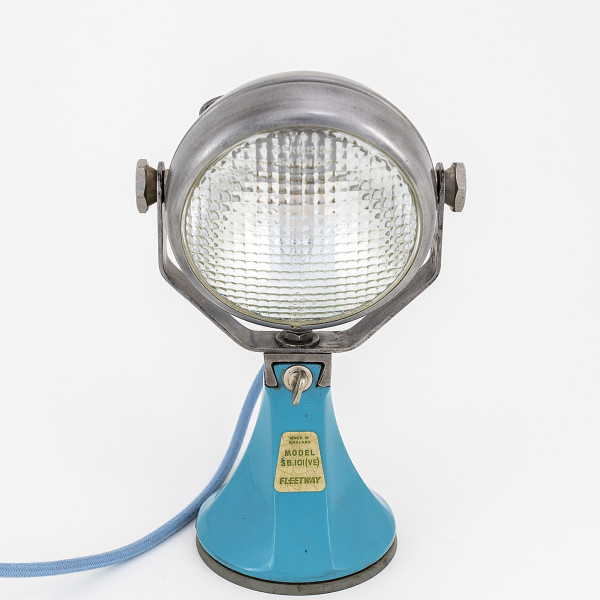 Sam Isaacs, Narrow Boat Spot Lamp
