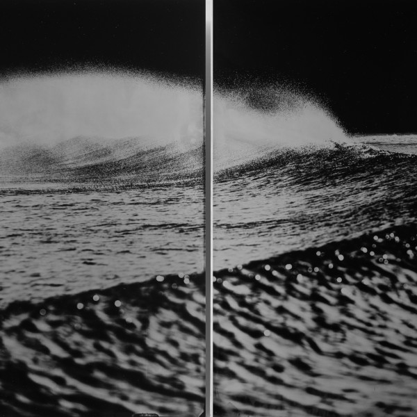 Nick Reader, Refraction - Oceangraph Diptych