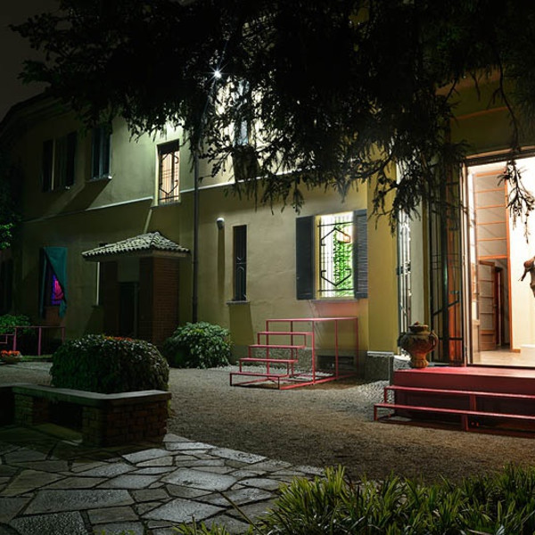 Matteo Negri | Splendid Villa with Garden, Charming Views
