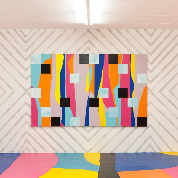 Installation View in Circoloquadro