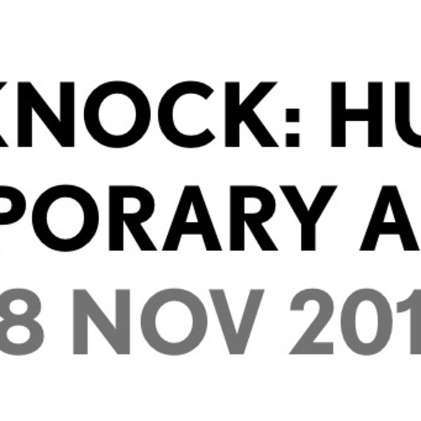 MATTHEW HIGGS - Knock Knock - Humour in Contemporary Art