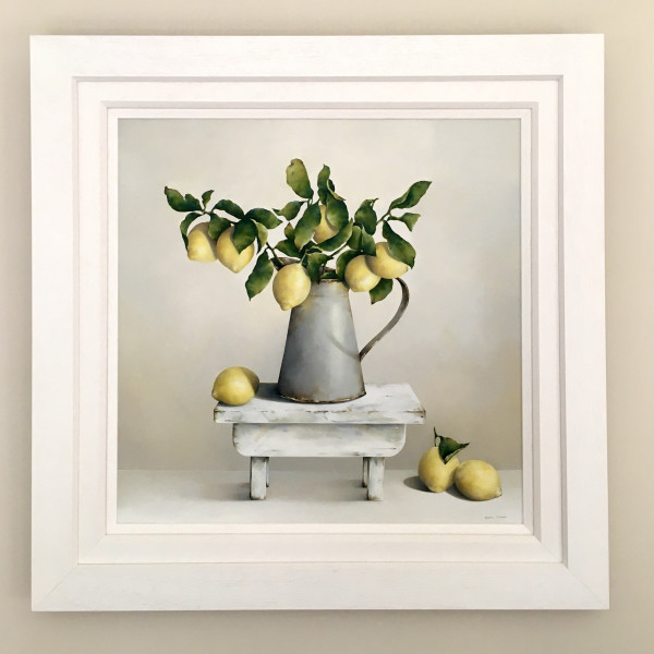 Susan Cairns - From The Lemon Tree