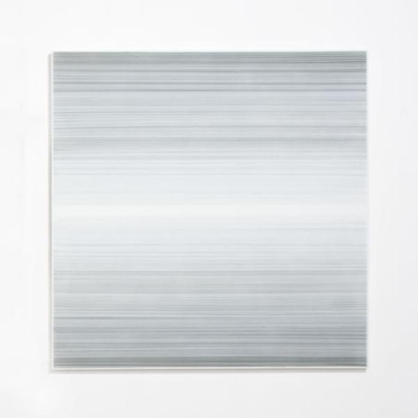 Cobi Cockburn - In the Vicinity of White (Grid) #4, 2018
