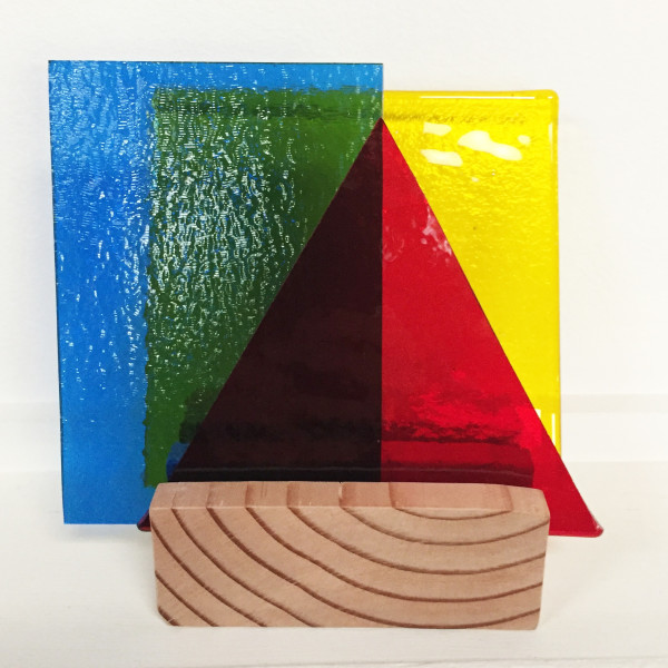 Free Family Saturday: Color Block, Glass Lab Program