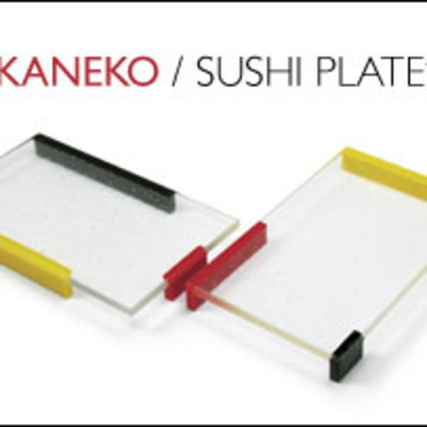 Kaneko/Sushi Plates