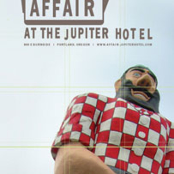 AFFAIR @ The Jupiter Hotel 2007