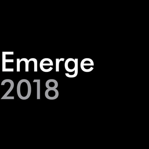 Emerge 2018 Rising Talent in Kiln-Glass